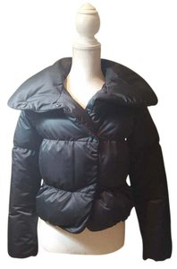 Theory Puffy Puffer Jacket Down Coat