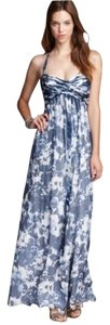 blue Maxi Dress by Amsale