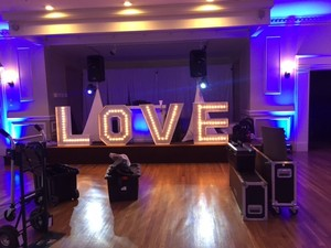 3 Ft Love Marquee Sign