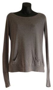 Lululemon chai time pullover light knit cashmere blend sweater