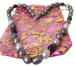 Other NEW 8mm Tahitian South Sea Cultured Pearl Necklace