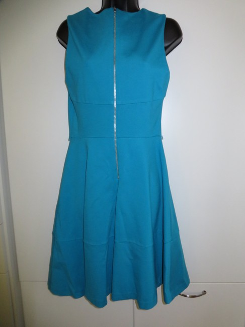 Banana Republic short dress Tourquoise on Tradesy