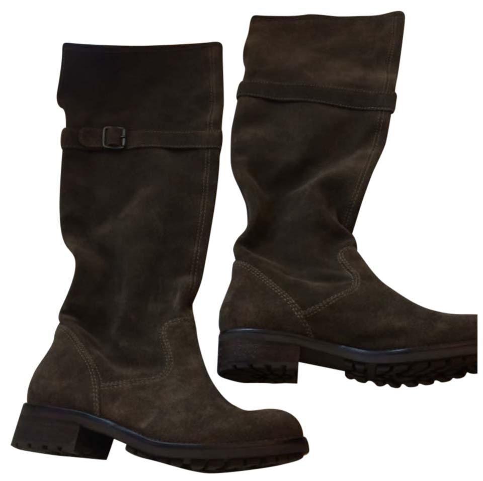 WOMEN Guarantee J.Crew Brown Suede Boots/Booties Guarantee WOMEN quality and quantity e7f276