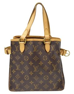 Louis Vuitton Neverful Tote in Brown