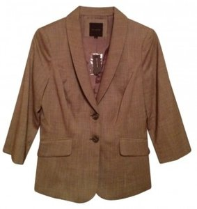 The Limited Light Brown Blazer
