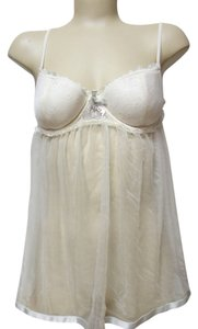 Victoria's Secret Sexy Little Things Baby Doll with Lock & Key Charms 36B
