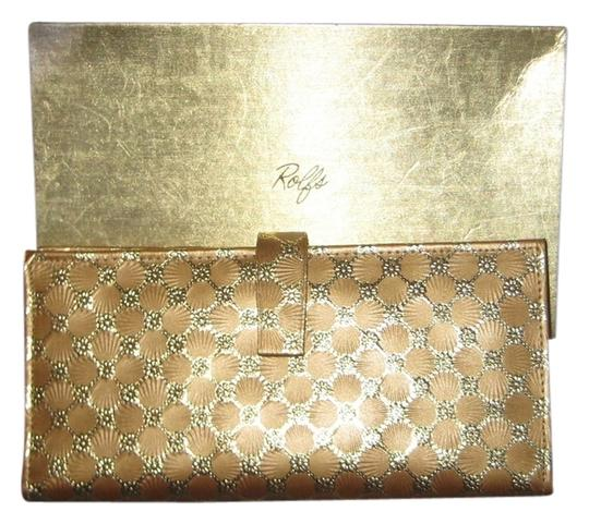 Rolfs Fabulous Chic Vintage DSS Gold Rolfs Wallet