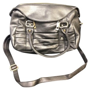 Nila Anthony Satchel in Black/Grey