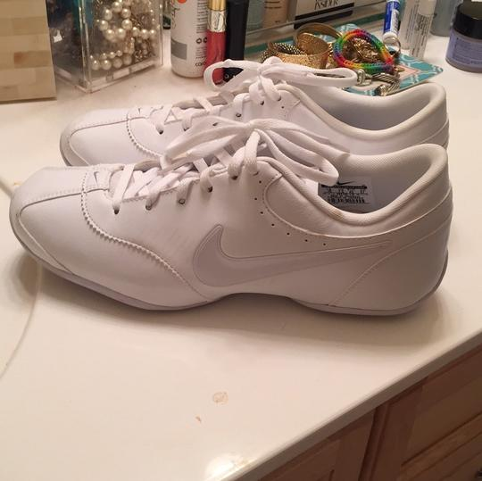 Nike White Athletic