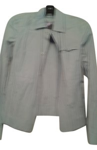 Prada Button Down Shirt powder blue