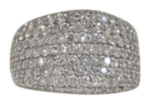 Roberto Coin Roberto Coin 18kt white gold diamond ring