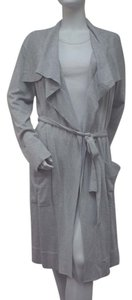 Pluto Robe Top Heather Grey
