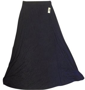 Old Navy Maxi Skirt Navy