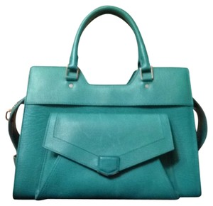 Proenza Schouler Satchel in Emerald