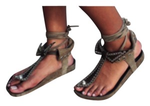 Isabel Marant Sandals Tan/taupe Sandals