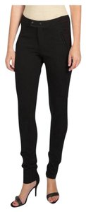 Harvé Benard Ponte Pant Dress Work Pants Work Pants Skinny Black Leggings