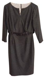 Tahari Belted Dress