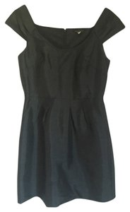 Banana Republic Cocktail Pockets Taffeta Party Dress
