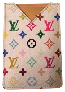 Louis Vuitton Louis Vuitton Card holder multicolor