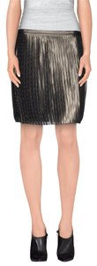 Tory Burch Mini Skirt gold