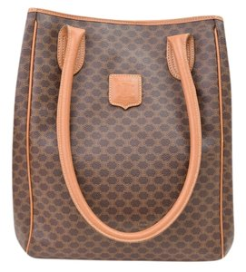 Céline Celine Hobo Tote in Brown