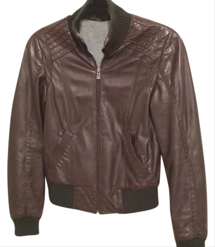 Danier mens leather jacket