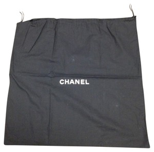 Chanel Chanel #4667 drawstring Dust Pouch Large 18 X 18 Tote Bag
