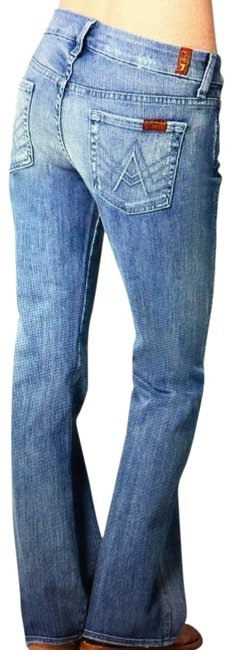 Preload https://img-static.tradesy.com/item/11147524/7-for-all-mankind-blue-light-wash-a-flare-leg-jeans-size-25-2-xs-0-5-650-650.jpg