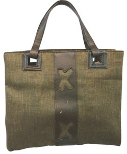 Paloma Picasso Tote in BROWN
