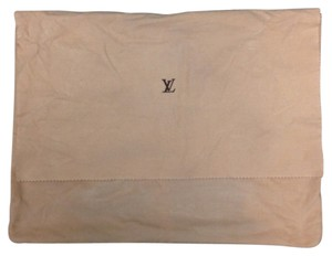 Louis Vuitton Louis Vuitton #4669 Large Lv Flap Dust Pouch large 18 X 12.5 Tote Bag