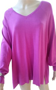 Lauren Ralph Lauren Silk Size 1x Ultra-soft Sweater