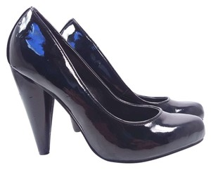 ALDO Patent Leather Size 6.5 Black Pumps
