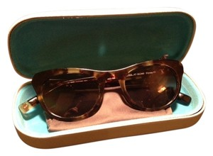 Warby Parker Warby Parker June Sunglasses with limited edition bag