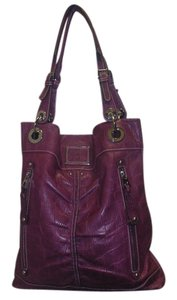 B. Makowsky Tote in Brown