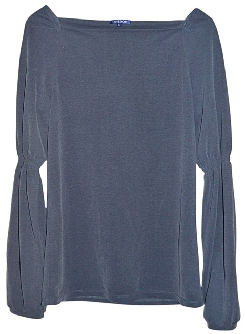 Item - Charcoal Blouse Size 4 (S)