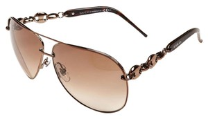 Gucci Gucci GG4225/S ADICC Chocolate Aviator Womens Sunglasses