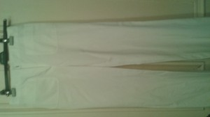 Marc Jacobs Straight Pants white