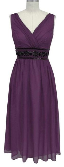 Preload https://img-static.tradesy.com/item/111495/purple-goddess-beaded-waist-cocktail-formal-dress-beaded-waist-v-n-blouse-size-26-plus-3x-0-1-650-650.jpg