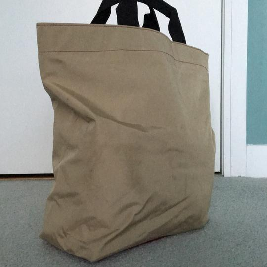 Herve Chapelier Tote in Taupe