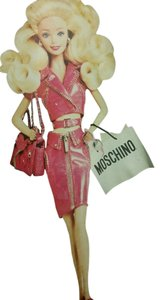 Moschino short dress Black Barbie Barbie Girl Punk Rock on Tradesy