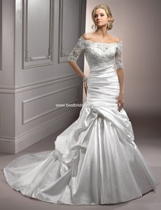 Maggie Sottero Symphony Wedding Dress