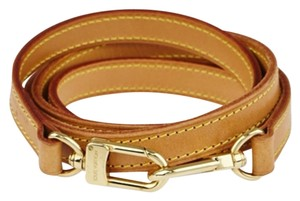 Louis Vuitton Louis Vuitton Natural Vachetta Leather Shoulder Strap