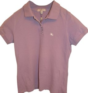 Burberry T Shirt Light purple