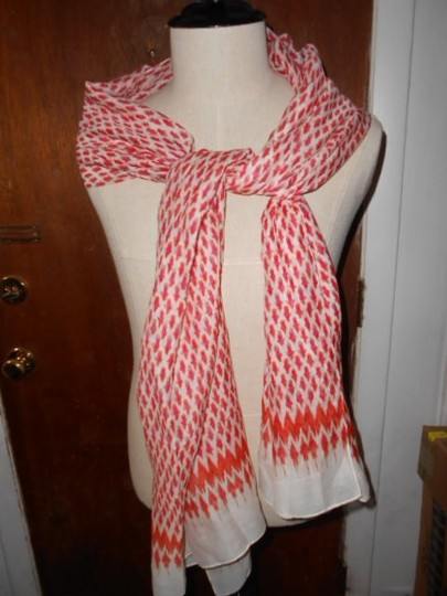 C. Wonder Womens C. Wonder Large Lightweight Cotton Blend Summer Scarf Shawl Wrap