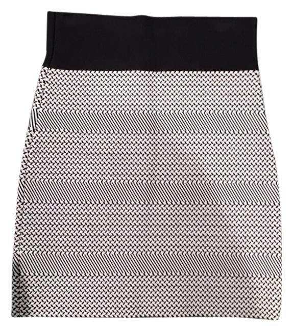 Preload https://img-static.tradesy.com/item/11151082/bcbgmaxazria-black-and-white-bandage-skirt-size-4-s-27-0-2-650-650.jpg