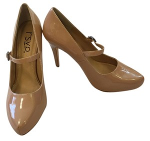 RSVP Nude Pumps