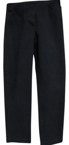 Ann Taylor Professional Work Casual Petite Straight Pants black
