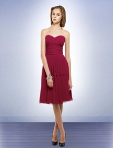 Bill Levkoff Red 560 Dress