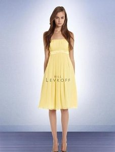 Bill Levkoff Canary Bl 562 Dress