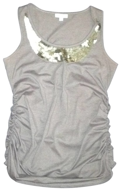 Item - Brown/Taupe Maternity Top Size 4 (S, 27)